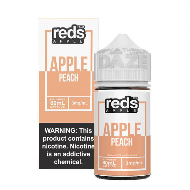 Peach Reds Apple 60mL