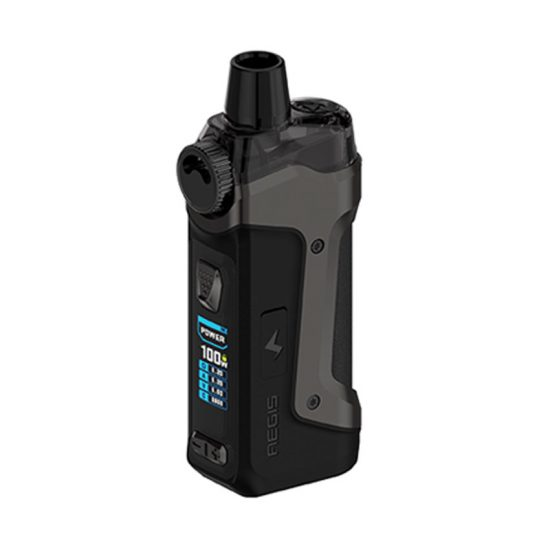 Gunmetal GeekVape Aegis Boost Pro Pod Mod Kit