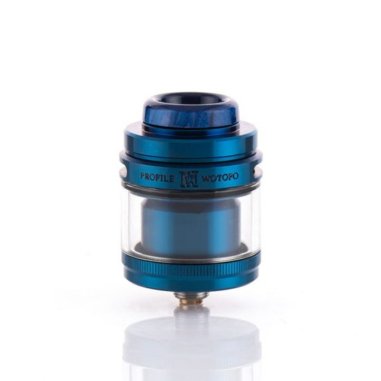 Blue Wotofo Profile M RTA
