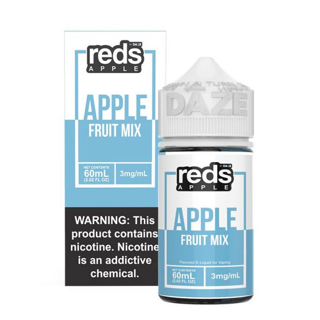 Fruit Mix Reds Apple 60mL