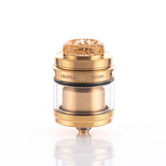 Gold Wotofo Profile M RTA