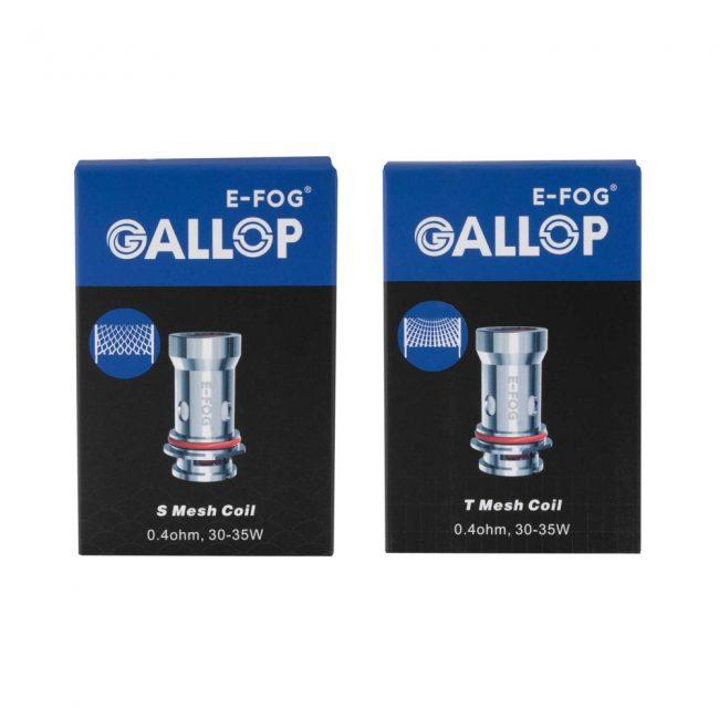Horizon E-Fog Gallop Coils